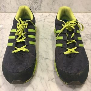 Adidas Liquid Ride Gray/Lime Green Training G66670